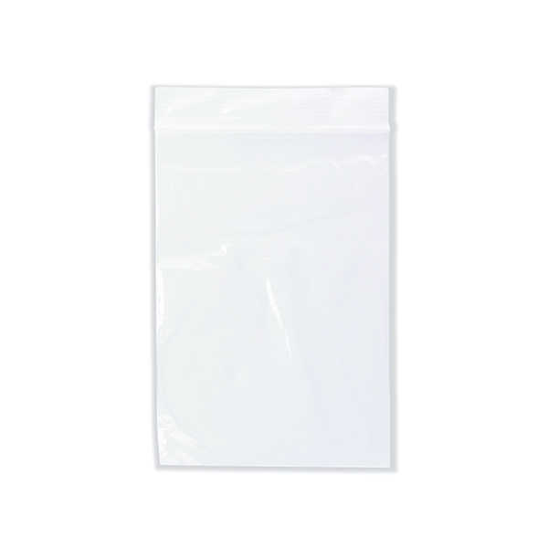 Clear Minigrip Bag 100x140mm (Pack of 1000) GL-06