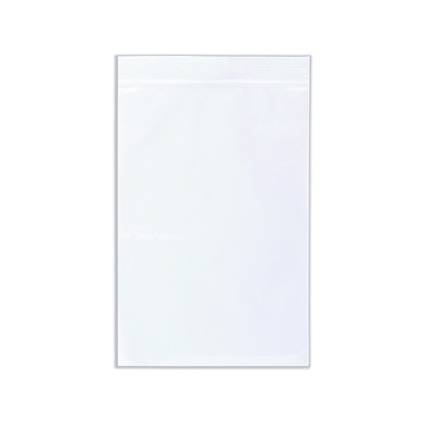 Image for 1000 x Clear Minigrip Bag 150x230mm (Interlocking seal for secure closure) GL-11