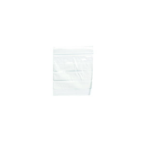 Write-on Minigrip Bag 55x55mm (Pack of 1000) GA-120