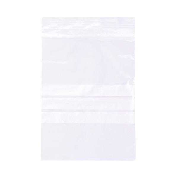 Write-on Minigrip Bag 90x115mm (Pack of 1000) GA-123