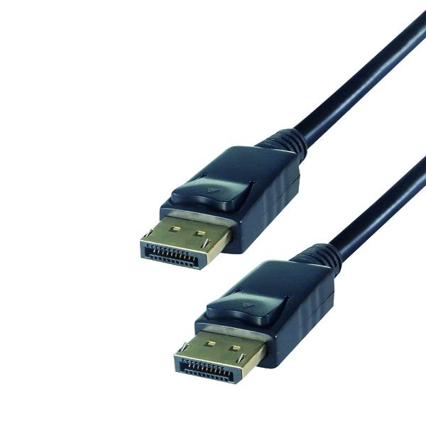 Connekt Gear DisplayPort v1.2 Display Cable 2m 26-6020