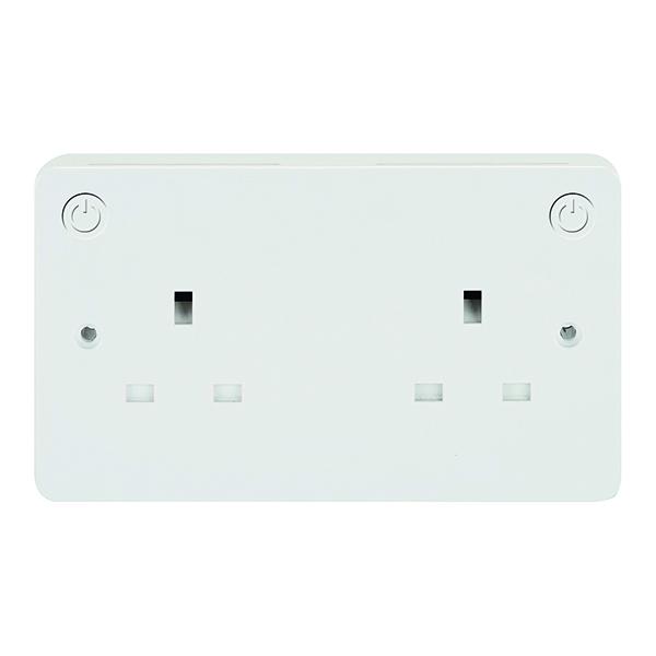 Image for Connekt Gear Smart Wi-Fi Socket 27-3000/SMART