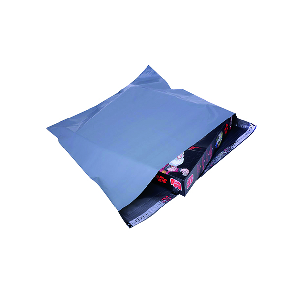 Polythene Mailing Bag 460x430mm Opaque Grey (Pack of 500)