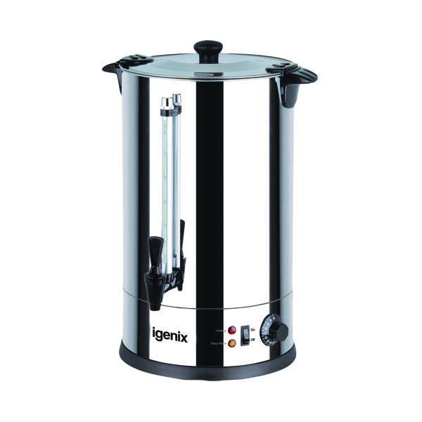 Igenix Urn 15 Litre Stainless Steel IG4015