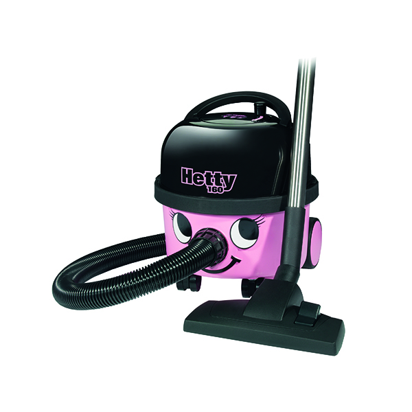 Numatic Hetty Vacuum Cleaner Pink HET160-11 902289