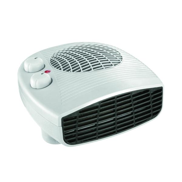 CED 2000W Flat Fan Heater FH2TN