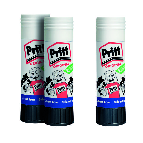 Pritt Stick 22g (Pack of 6) Buy 2 Get 1 Free