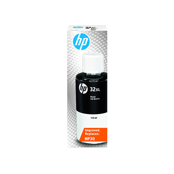 HP 32XL Black Original Ink Bottle 1VV24AE