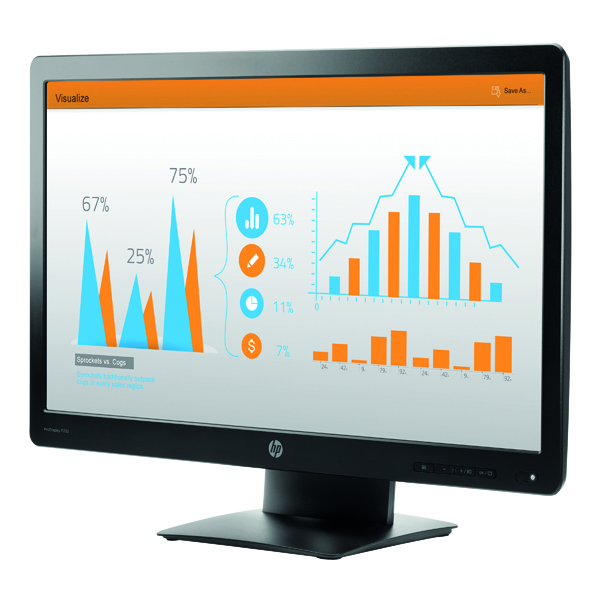 Image for HP ProDisplay P232 23inch Monitor K7X31AA