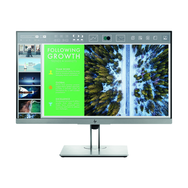 HP EliteDisplay E243 Full HD Flat LED Display 1FH47AT#ABU