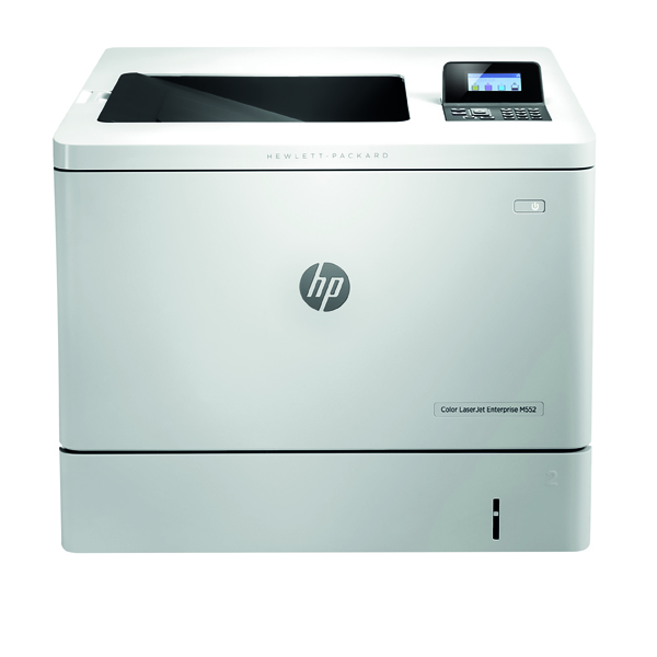 HP Color Laserjet Enterprise M552DN Printer B5L23A