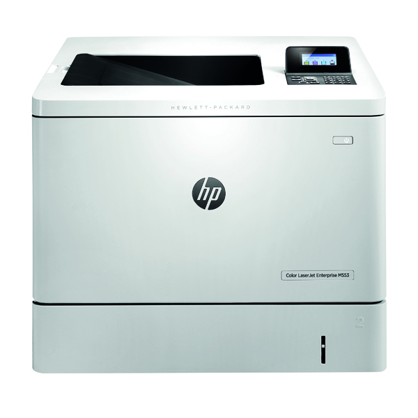 HP Colour Laserjet Enterprise M553dn Laser Printer B5L25A