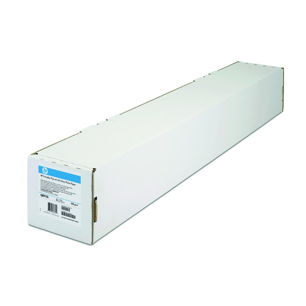 Image for HP Clear Film 914mm x22m 101micron C3875A