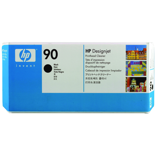 HP 90 Black Printhead Cleaner for DesignJet 4000 Series C5096A