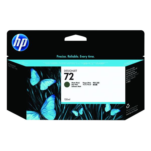 HP 72 Matte Black Ink Cartridge C9403A