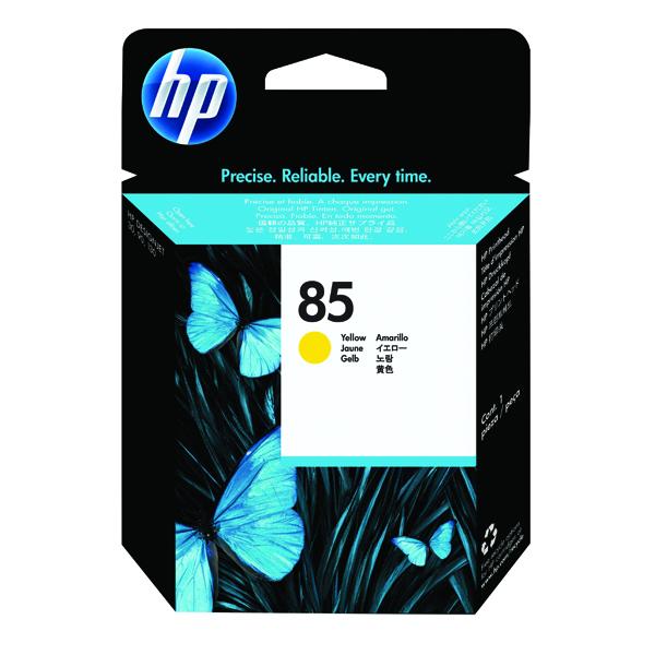 HP 85 Yellow Printhead Cartridge C9422A