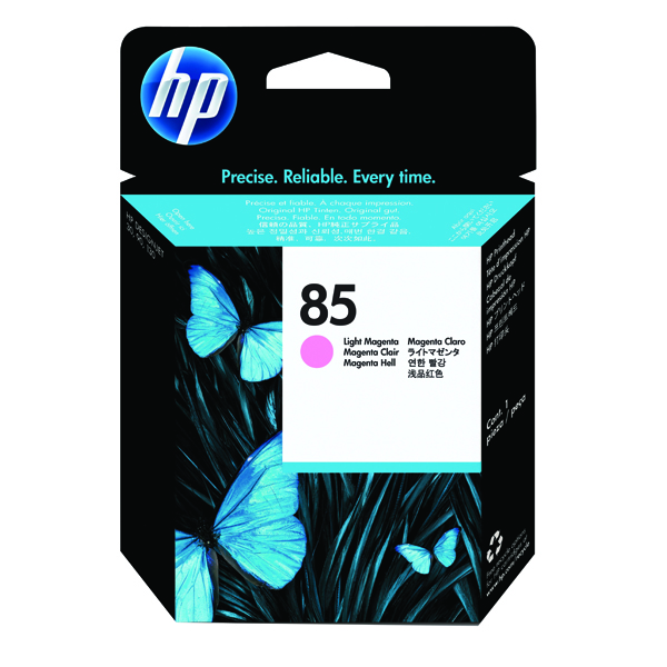 HP 85 Light Magenta Printhead (Genuine HP Product) C9424A