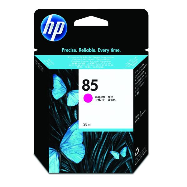 HP 85 Magenta Inkjet Cartridge C9426A