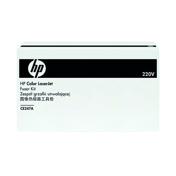 HP Colour Laserjet 220V Fuser Kit Ce247A