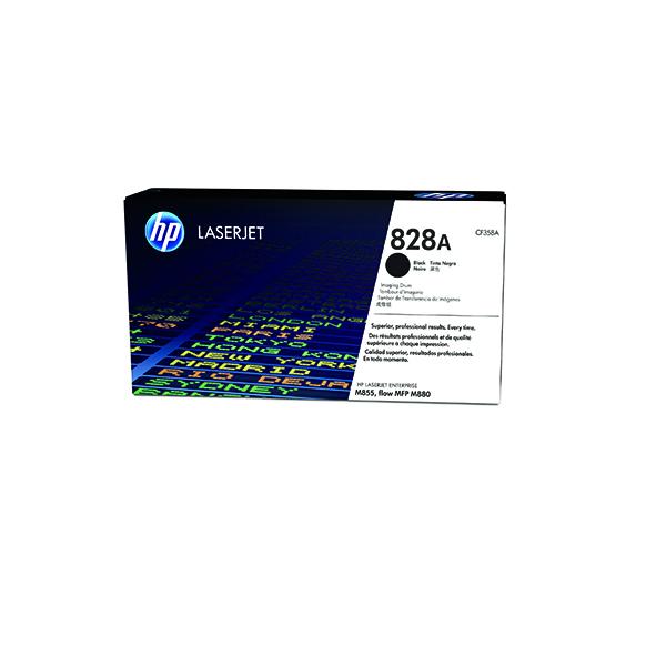 HP 828A Black Laserjet Imaging Drum CF358A