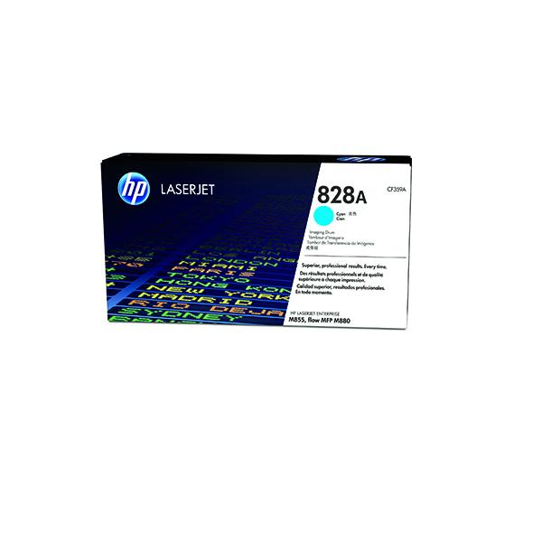 HP 828A Cyan Laserjet Imaging Drum CF359A