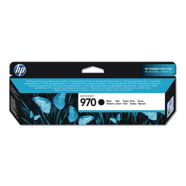 HP 970 Black Officejet Ink Cartridge CN621AE