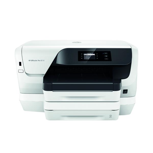 HP Officejet Pro 8218 Printer J3P68A