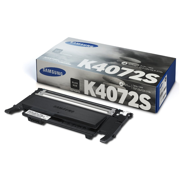 Samsung CLT-K4072S Black Standard Yield Toner Cartridge SU128A