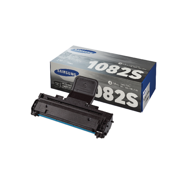 Samsung MLT-D1082S Black Standard Yield Toner Cartridge SU781A