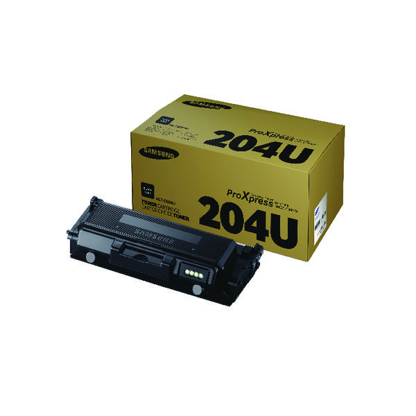 Samsung MLT-D204U Ultra High Yield Black Toner Cartridge SU945A