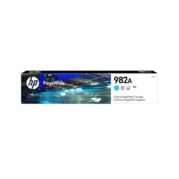 HP 982A Cyan Original PageWide Cartridge T0B23A