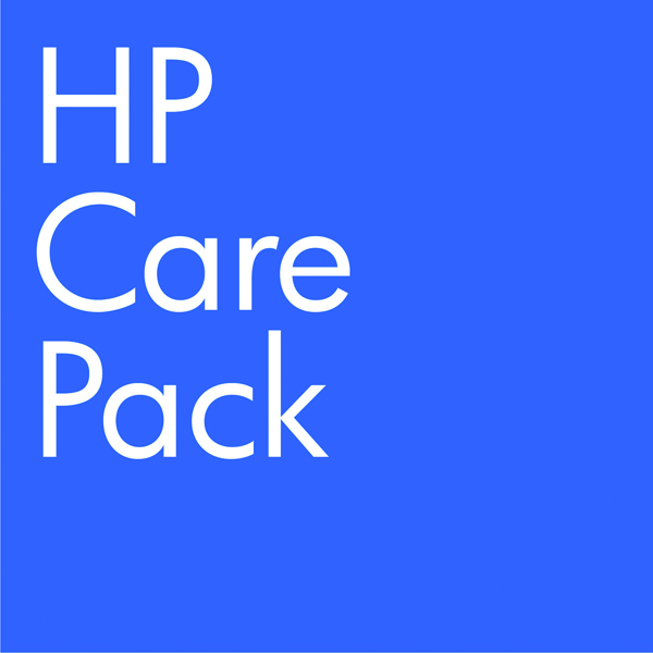 HP 2 Year Standard Exchange Care Pk Extended Service Agreement UG218E