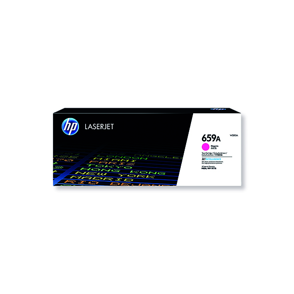 HP 659A Original LaserJet Toner Cartridge Magenta W2013A