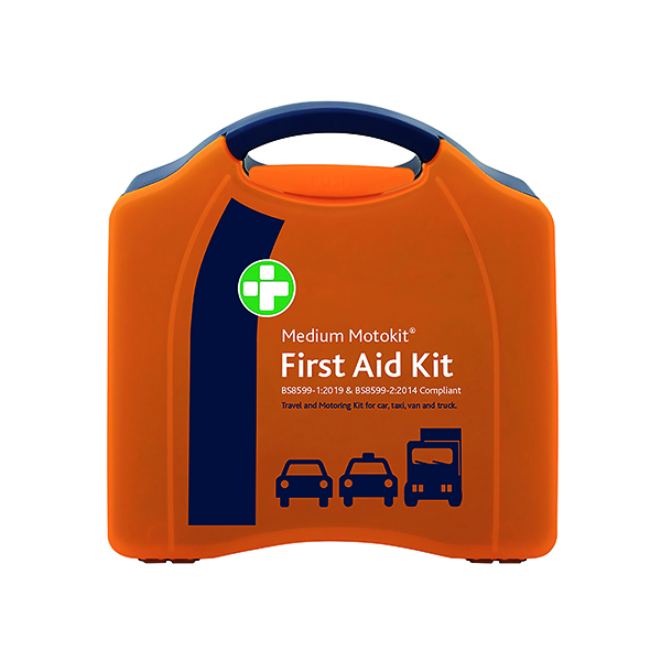 Reliance Medical Motokit BSI Travel First Aid Kit Medium 3011