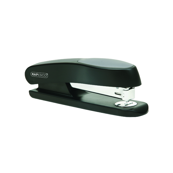 Rapesco R9 Manta Ray Full Strip Stapler Black RR9260B3