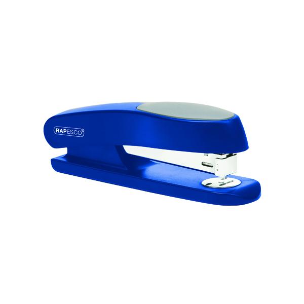 Rapesco R9 Manta Ray Full Strip Stapler Blue RP9260L3