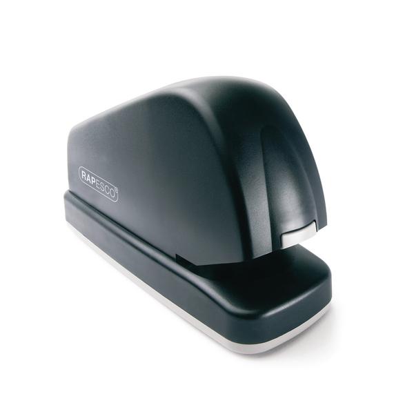 Rapesco 826EL Electric Stapler Capacity 20 Sheets Black R80000B3