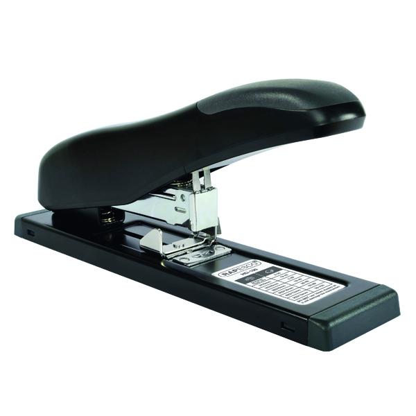Rapesco ECO HD-100 Heavy Duty Stapler Black 1276