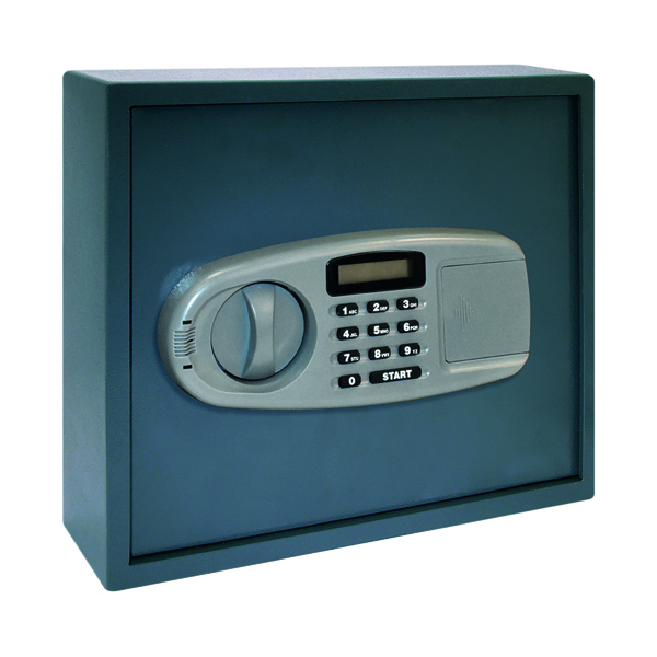 Image for Helix High Security Key Safe 30 Key Capacity CP9030