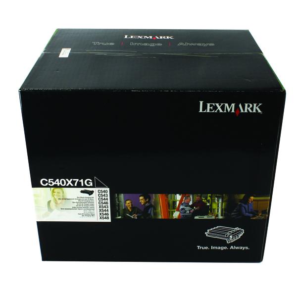 Lexmark Imaging Kit Black C540X71G