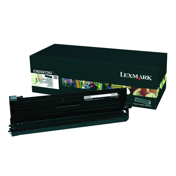 Lexmark C925 Black Imaging Unit C925X72G