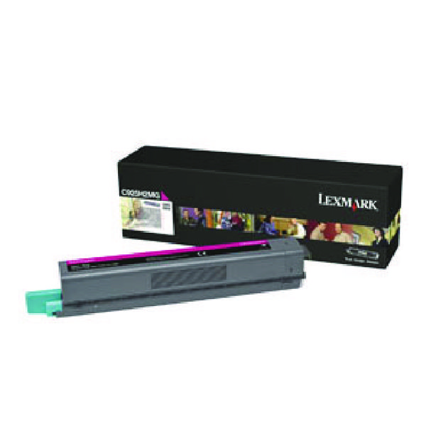 Lexmark C925 Magenta High Yield Toner Cartridge C925H2MG
