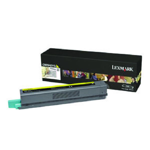 Lexmark C925 Yellow High Yield Toner Cartridge C925H2YG