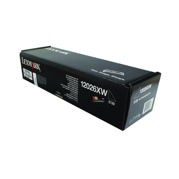Lexmark Photoconductor Kit (25,000 Page Capacity) 12026XW
