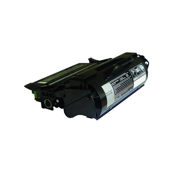 Lexmark C522 Black Return Program Toner Cartridge C522A3MG