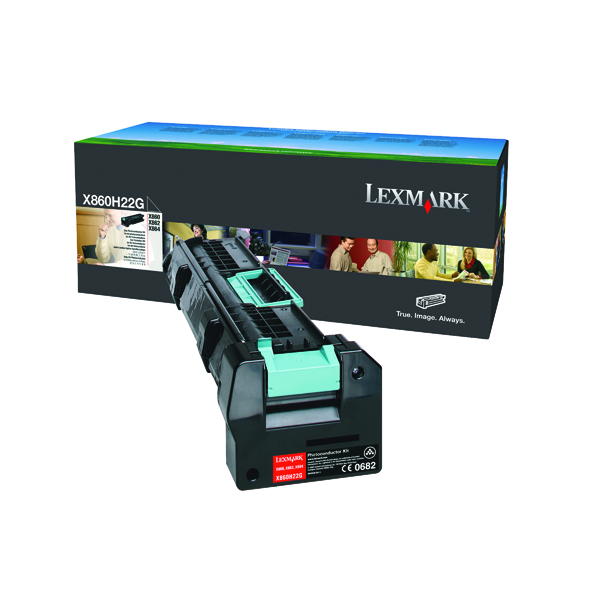 Lexmark Photoconductor Unit (60,000 Page Capacity) W850H22G