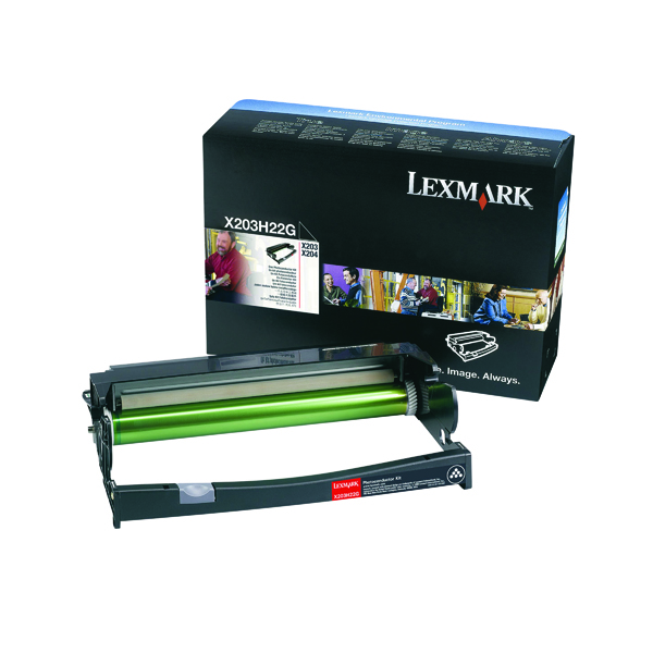 Lexmark X203 Photoconductor Kit X203H22G