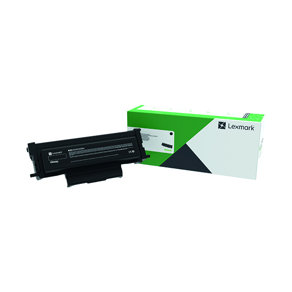Lexmark Black Return Programme Toner Cartridge B222000