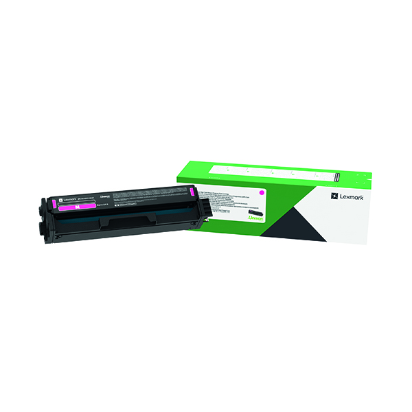 Lexmark High Yield Print Cartridge Magenta C332HM0