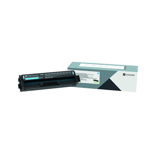Lexmark High Yield Print Cartridge Cyan C330H20